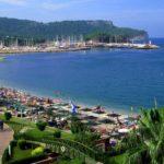 Погода в Кемере, Турция
