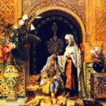 Наложница султана, сбежавшая из гарема