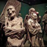 Кричащие мумии из склепов Мексики