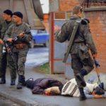 Геноцид сербов хорватами в Боснии 1991 год