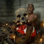 История Зомби, Вуду и бокоров Африки