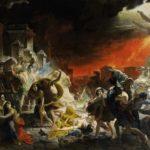 Последний день Помпеи — люди чувствовали беду