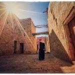 Аль-Ула — город призрак в Саудовской Аравии