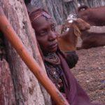 Люди Химба – племя с красной кожей