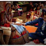 7 благословений молодоженов Индии