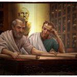 Богатство древних библиотек