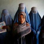 Дикость и необразованность Афганских женщин