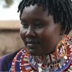 Единственная вождь — женщина в Африке