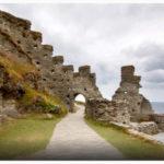 Замок, где был рождён король Артур