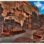 Тайны призрачного города Петра — Иордания