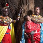 Африканский народ Самбуру