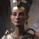 Она уверяет, что в прошлой жизни была Нефертити