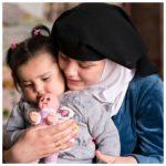 Детские браки — молодая мама