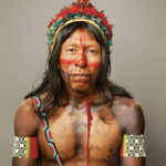 Яркое бразильское племя Каяпо