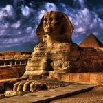 История Сфинкса в Египте — Гиза