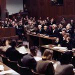 Нюрнбергский процесс —  нацистские преступники