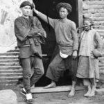 В 19 веке китаянки имели несколько мужей
