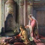 Наложницы не могли веселиться в дворце Султана