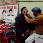 Уличные стоматологи в Пакистане