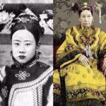 Цыси – наложница Китайского Императора, усадившая на престол сына служанки