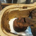 Мумия сына Рамзеса III
