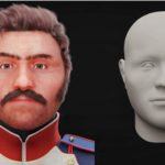 Восстановление внешности французского солдата из армии Наполеона