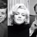 Мерлин Монро — любовница президента Джона Кеннеди и его брата Роберта Кеннеди