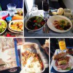 Чем нас накормят в самолетах разных Авиакомпаний