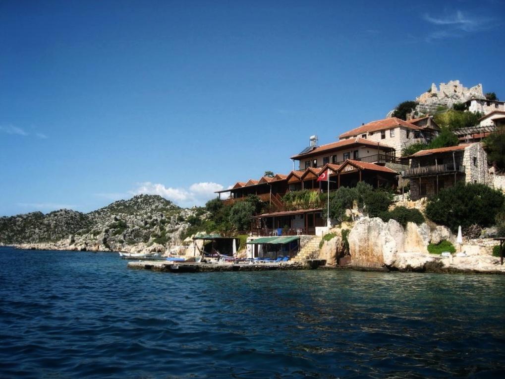 Средиземноморье Турции 1