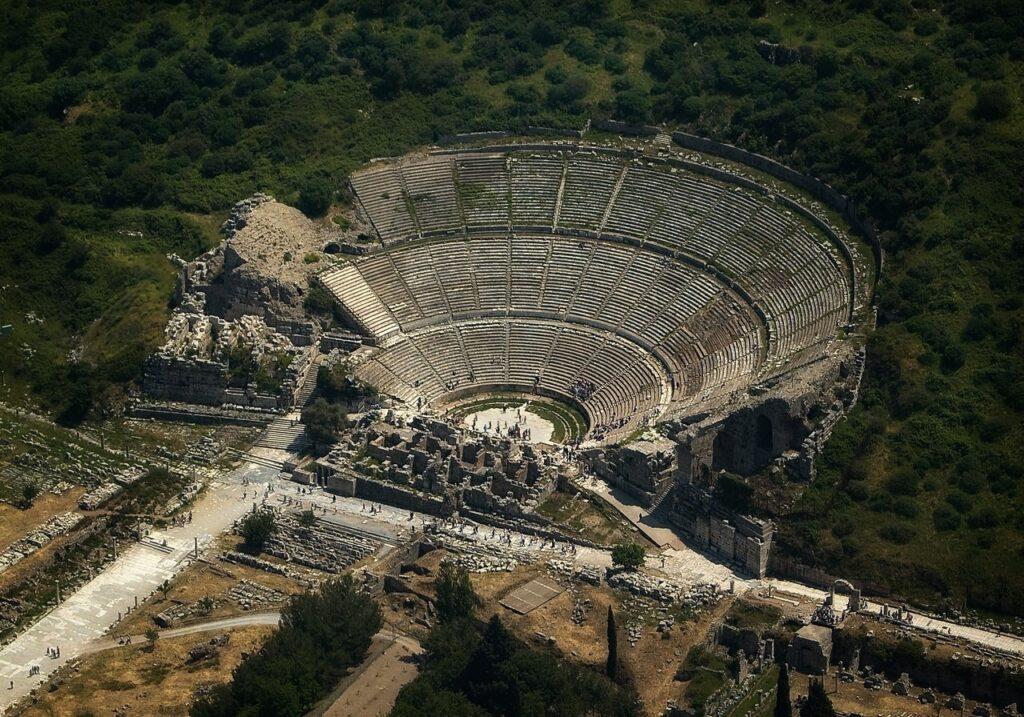 Достопримечательности Эфеса 6