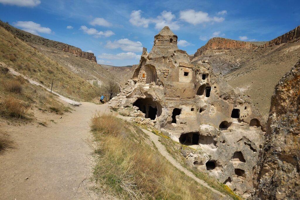 Каппадокия 12 Соганлы
