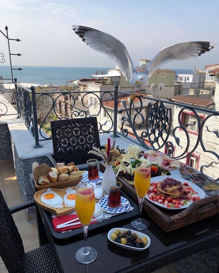 Отели Стамбула 5