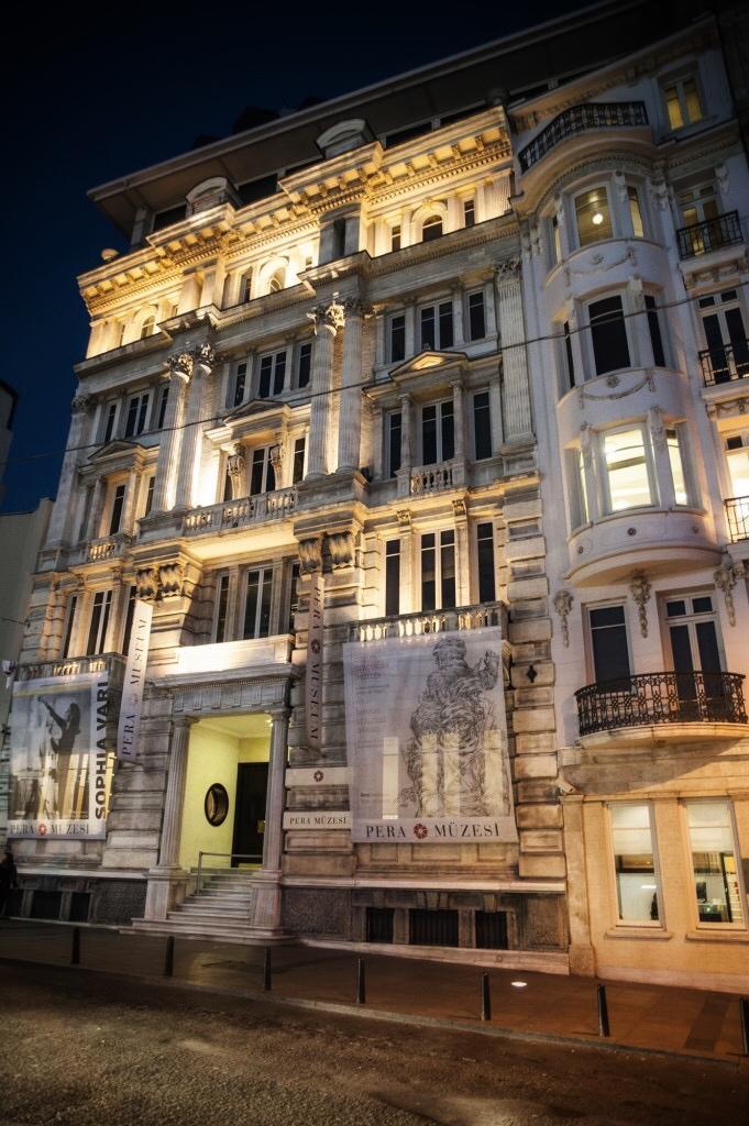 Музей Пера Стамбул