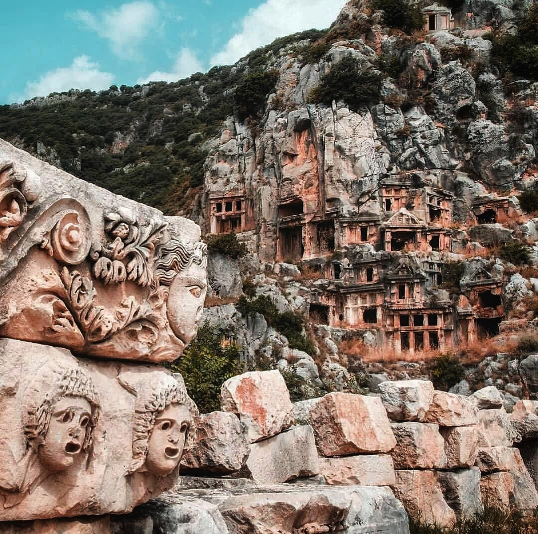 15 достопримечательностей Турции