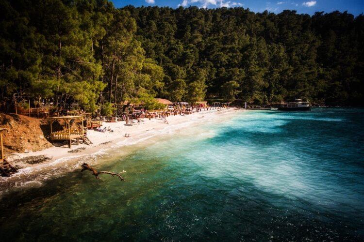 9 лучших пляжей Турции