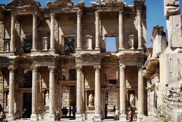 Достопримечательности Эфеса 1