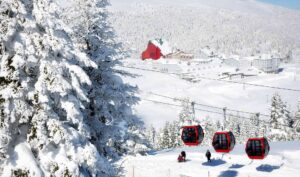 Турция зимой и осенью 4