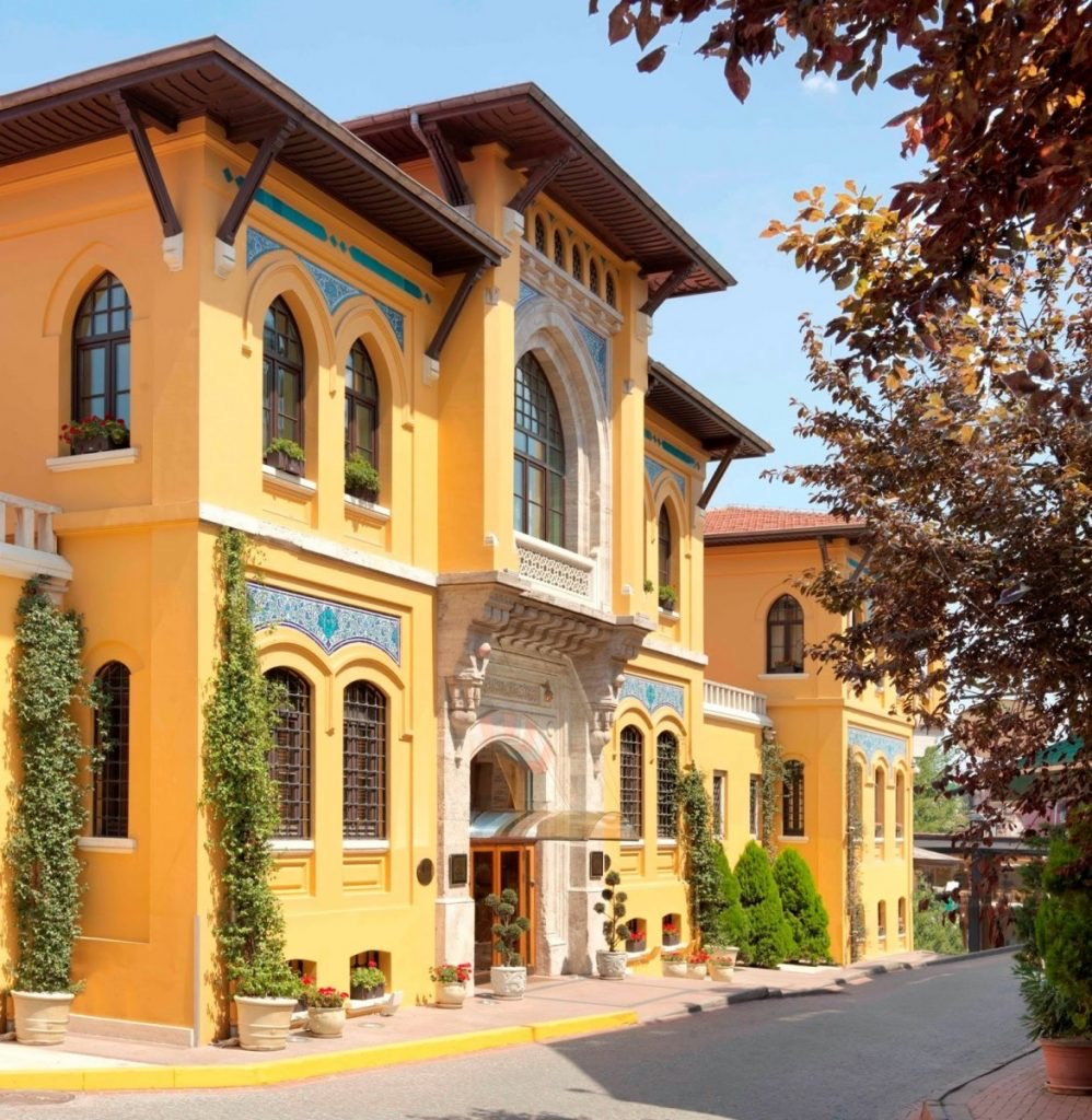 Отели Стамбула 1