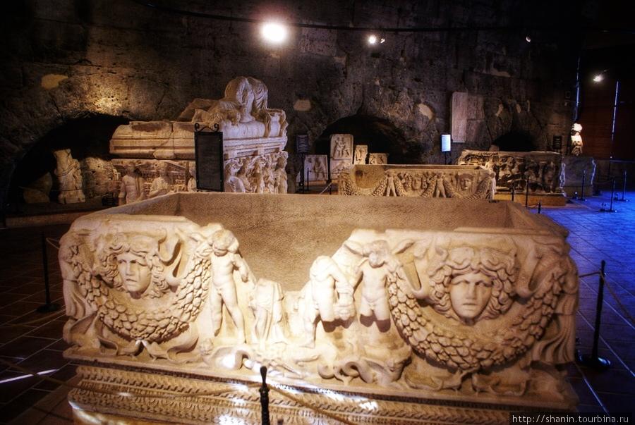 Музей Иерополис Памуккале