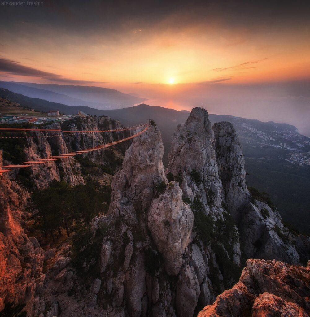 Ялта гора Ай Петри