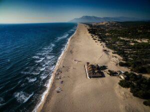 Пляж Патара, Гелемис