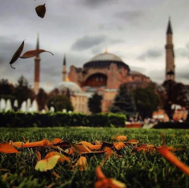 Турция зимой и осенью 1