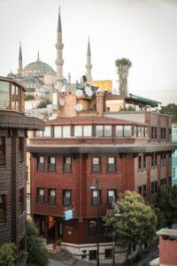 Отели Стамбула 7