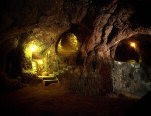 Каппадокия 15 Деринкую