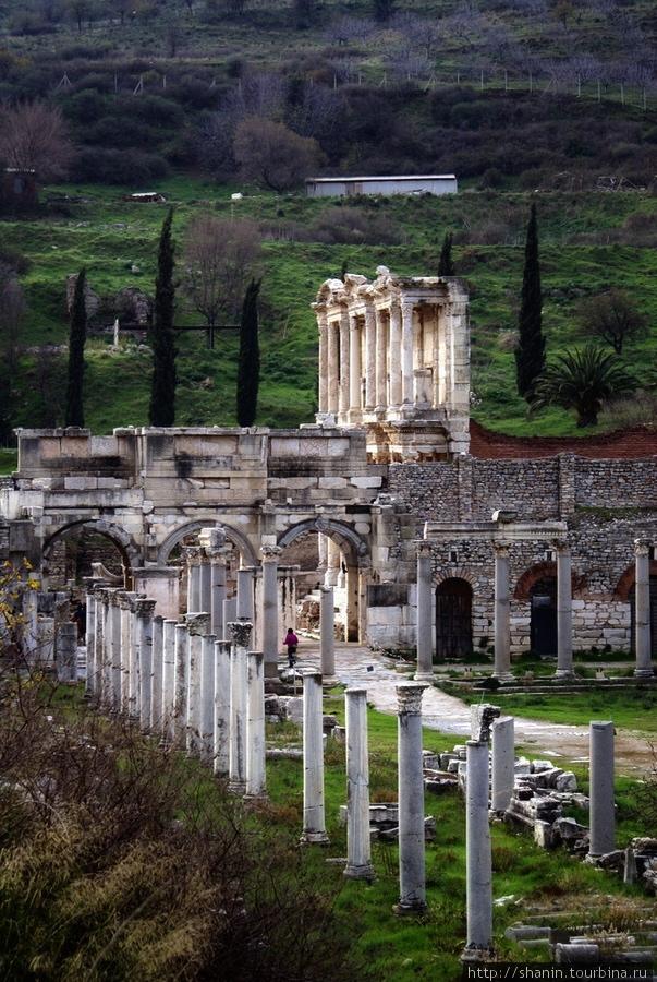 Достопримечательности Эфеса 3