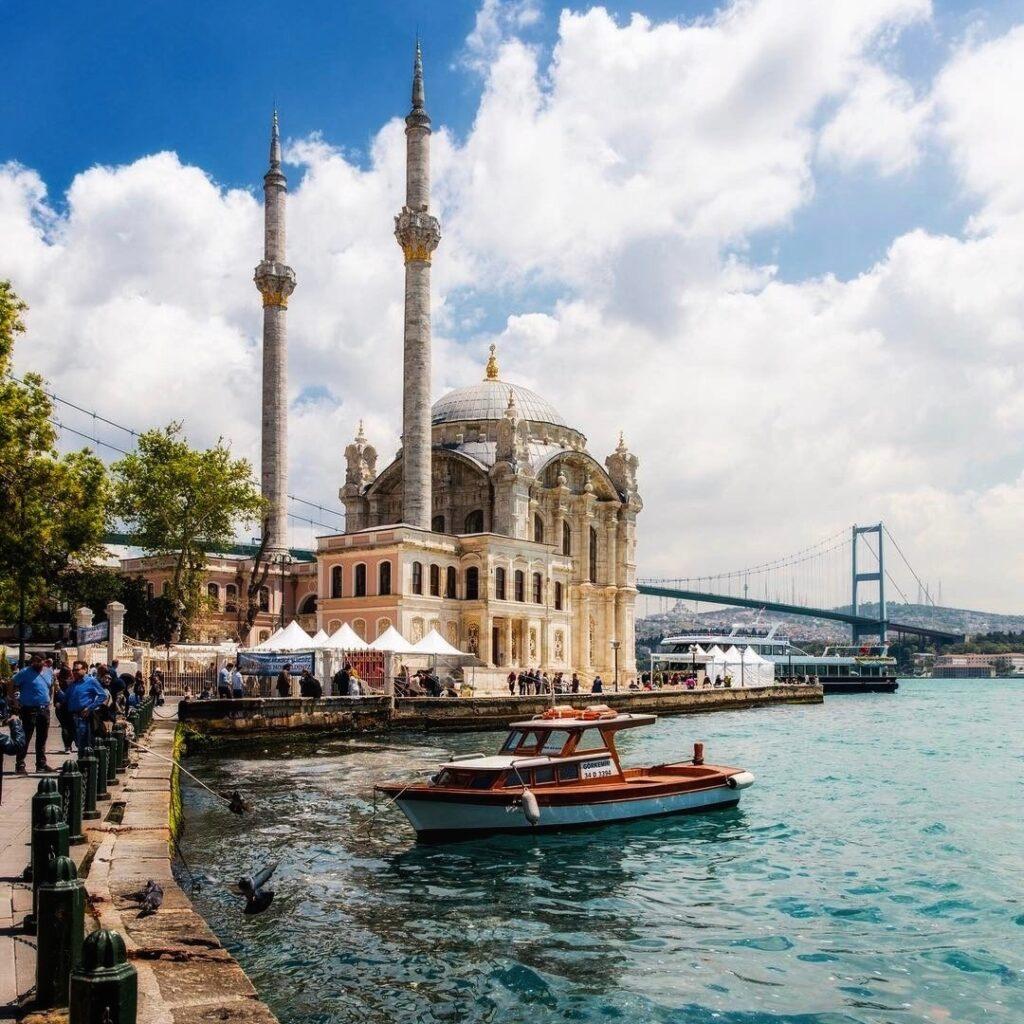 22 достопримечательности Стамбула