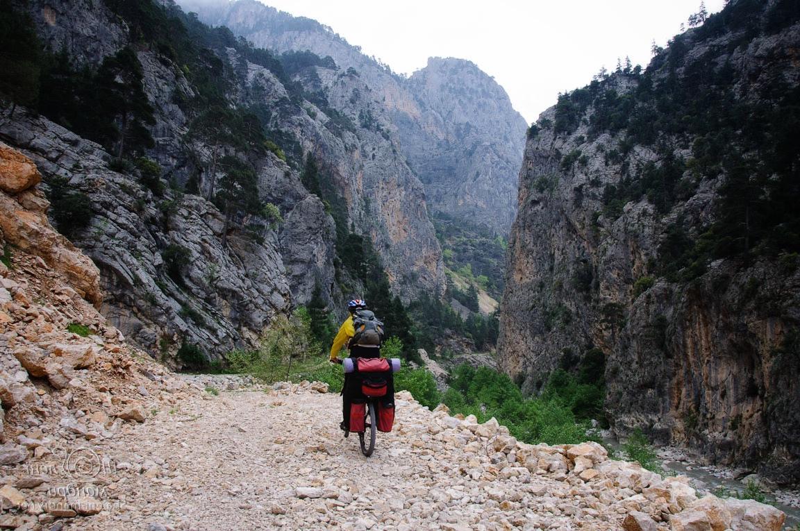Вело-путешествие из Украины в Турцию 2
