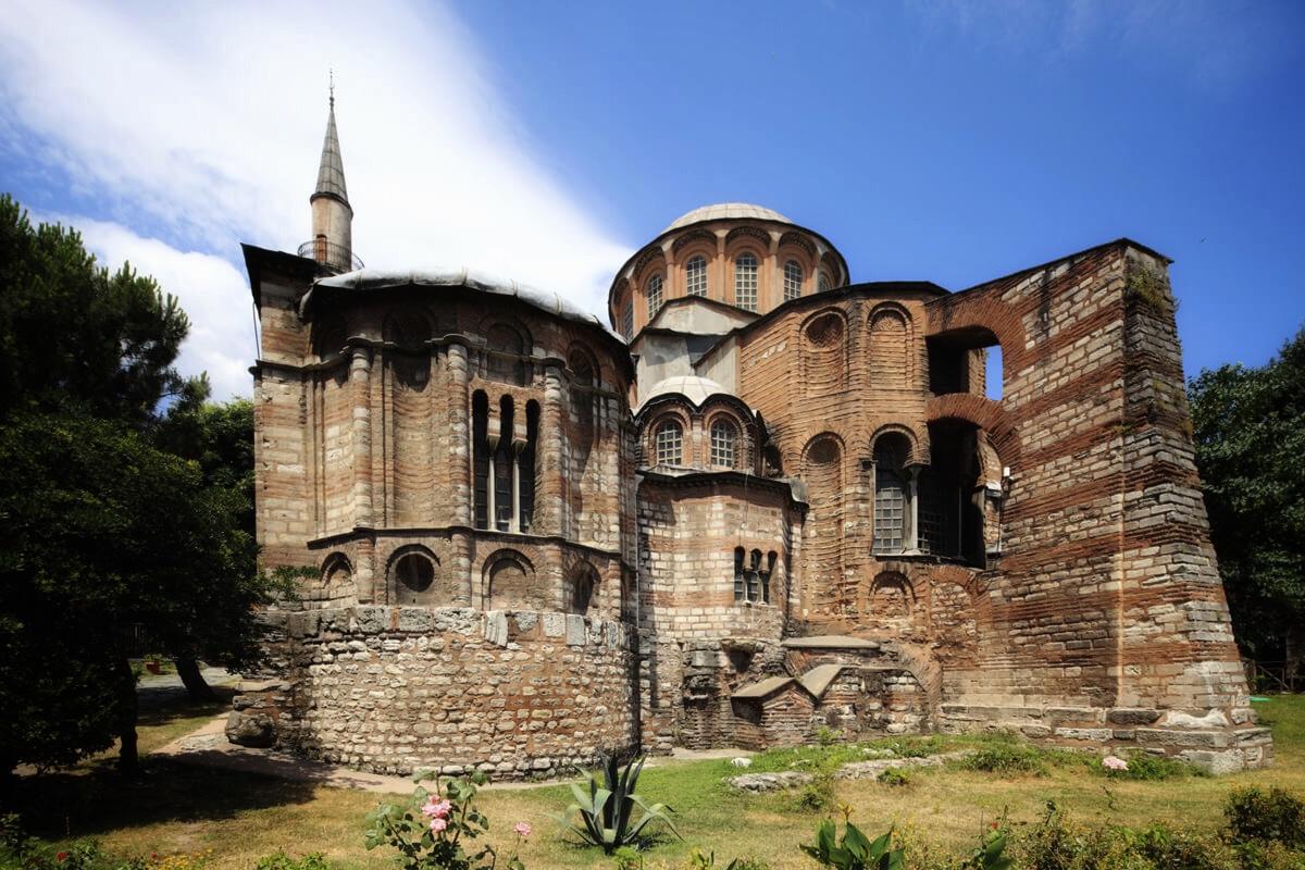 Церковь Хора (Карие Мюзеси)