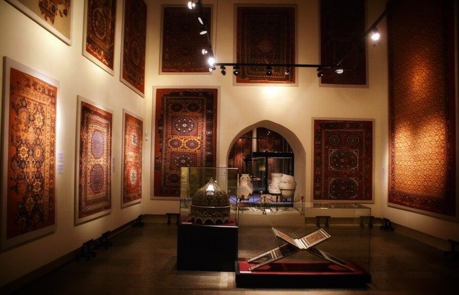 Музей ковров Стамбул