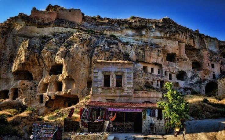 Каппадокия 11 Чавушин